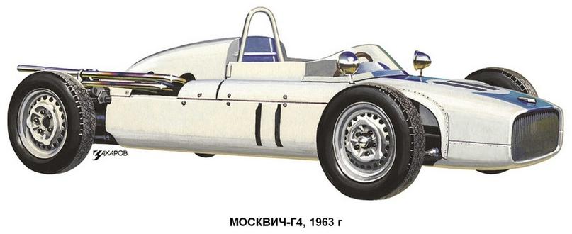 Москвич-Г4