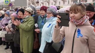 В Комсомольске-на-Амуре состоялся торжественный митинг в честь  Дня авиации и космонавтики