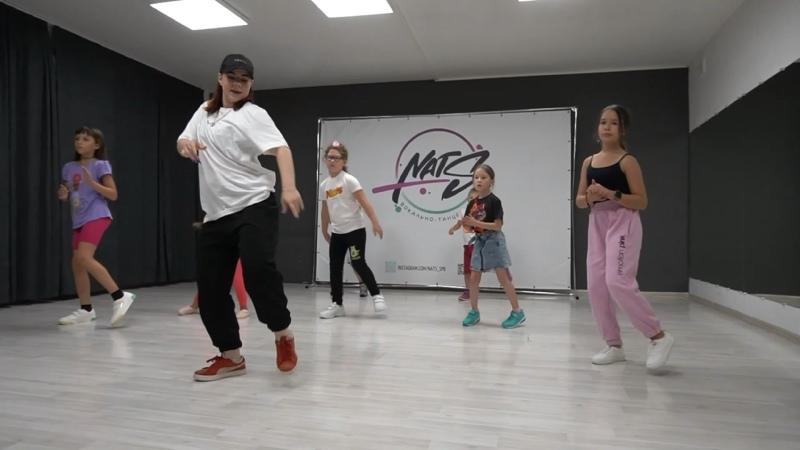 Видео от ВОКАЛ ТАНЦЫ СПб РАСТЯЖКА творческий центр NATS