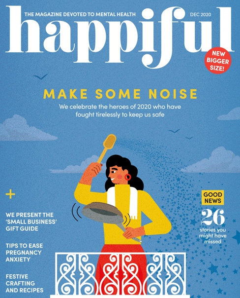 Happiful Magazine - December 2020 UserUpload.Net