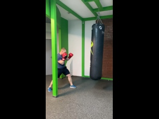 Немного 🥊👌🏻 #бокс #тренировка #boxing #gym #спортзал #fitness #спецназ