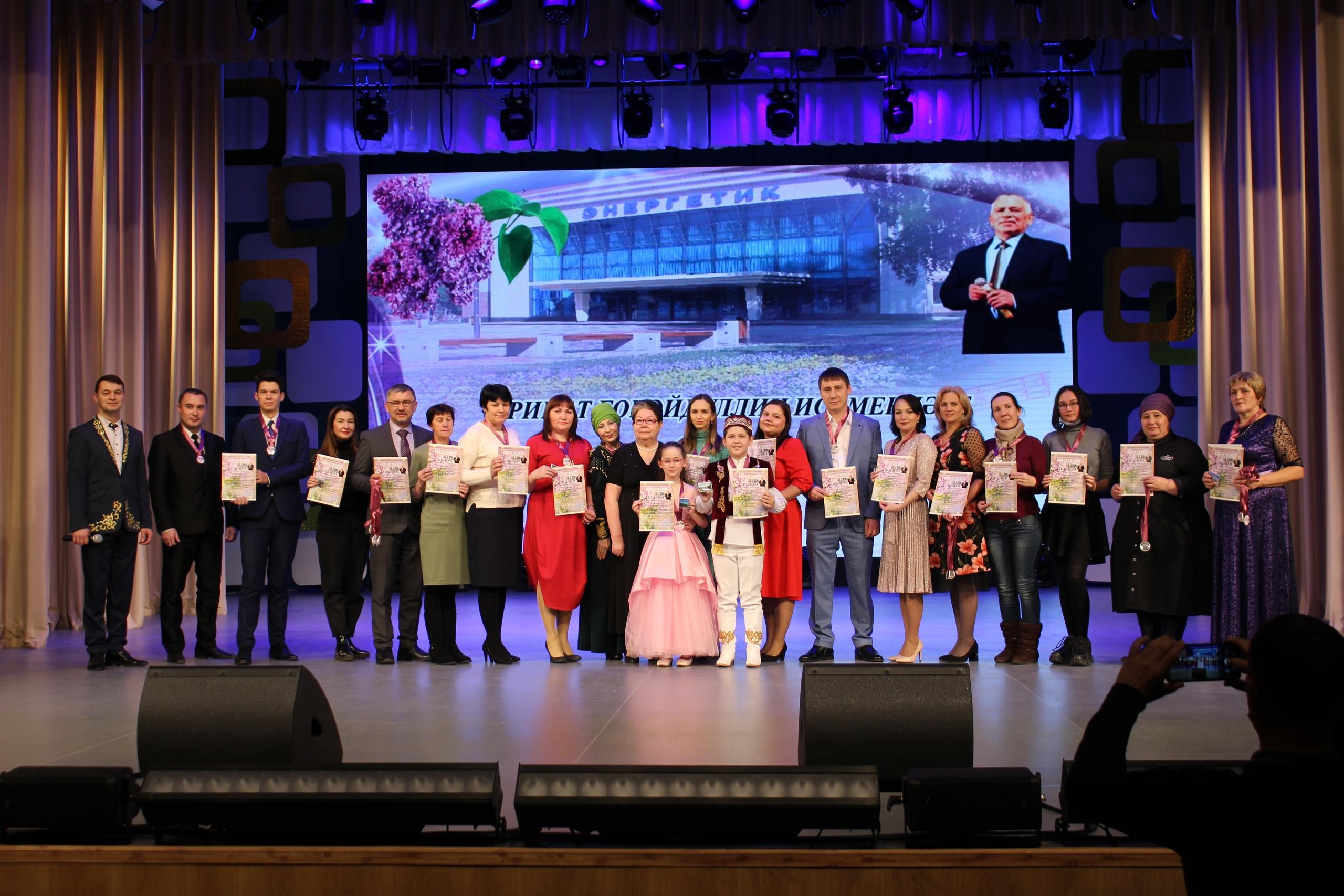 Награждение победителей III Межрегионального заочного фестиваля – конкурса татарского искусства «Сердәш»