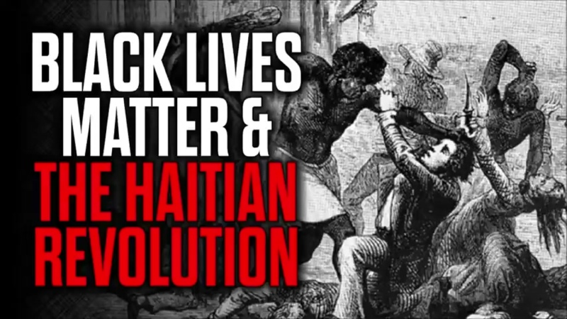 Black Lives Matter and the Haitian