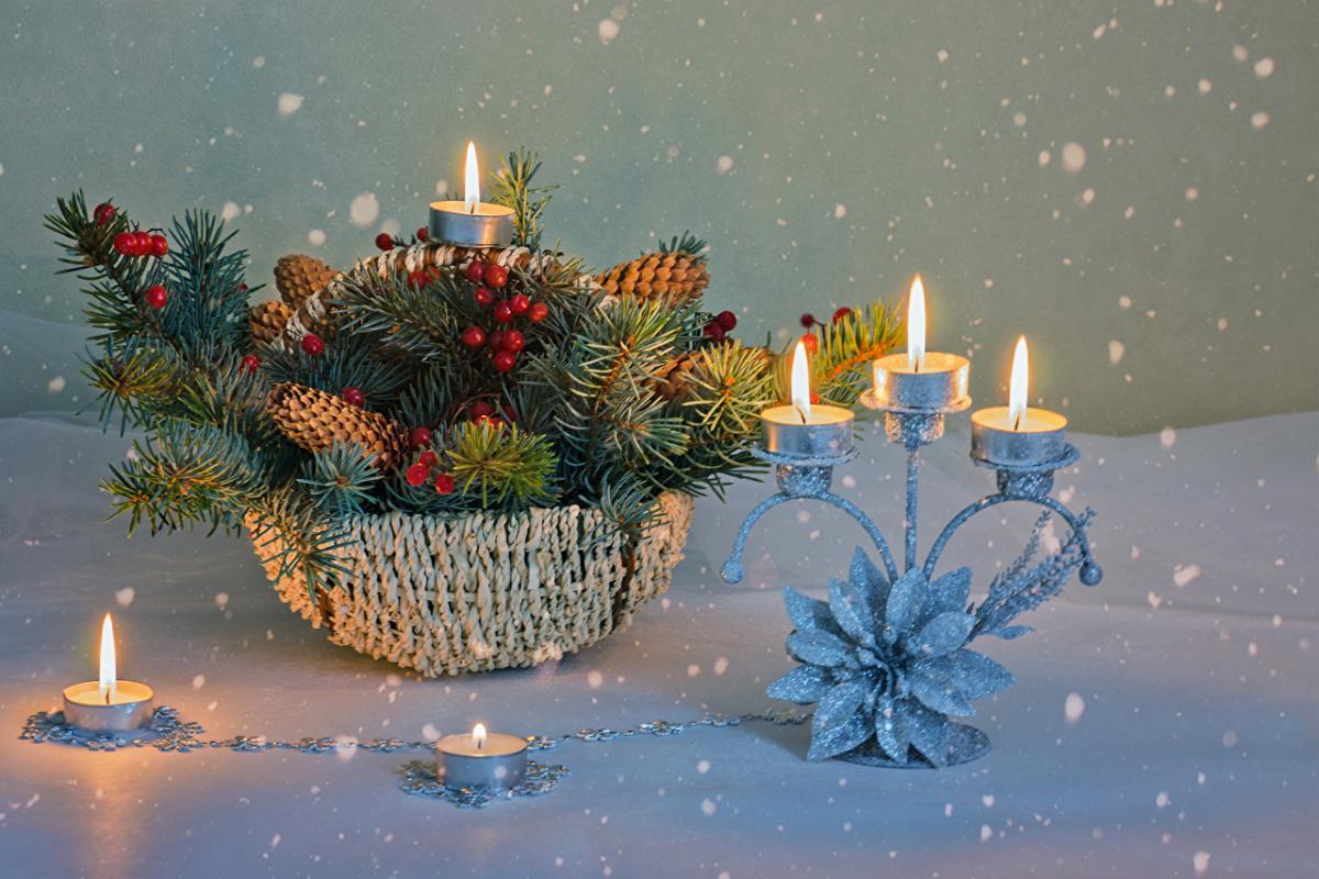 """ПК """"Жилищный баланс"""" поздравляет с Рождеством Христовым"""
