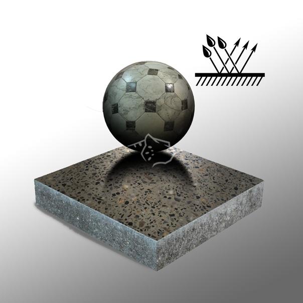 Полированный бетонный пол., изображение №1