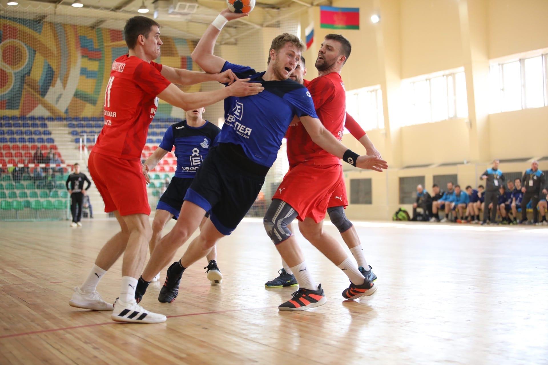 Чемпионат России. Плей-офф увидят в Краснодаре. А в Таганроге снова ждать, изображение №2