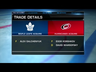 NHL Tonight: Galchenyuk Feb 15, 2021