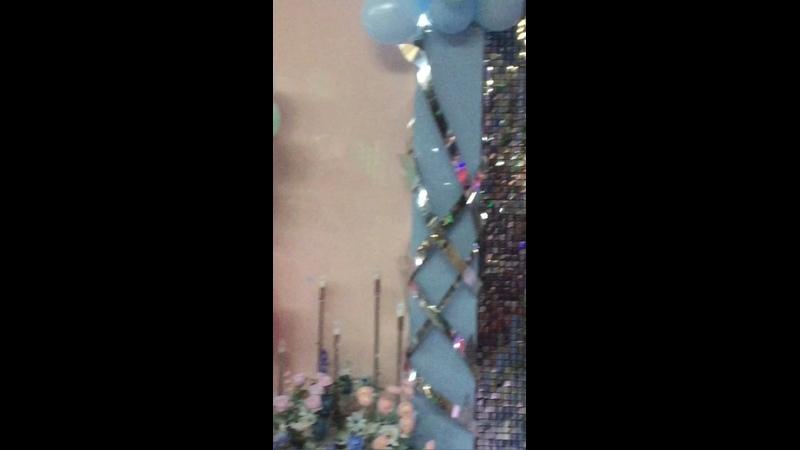 Фотозона с шарами Москва.Доставка.
