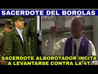 |🇲🇽 ➦  EL SACERDOTE DE JUDAS ISCARIOTE PANDILLERO