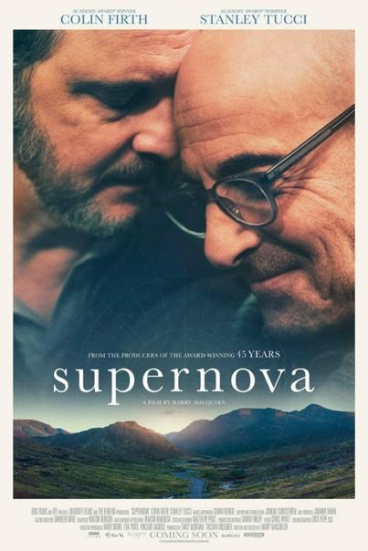 Дублированный трейлер драмы «Супернова» с Колином Фертом и Стэнли Туччи