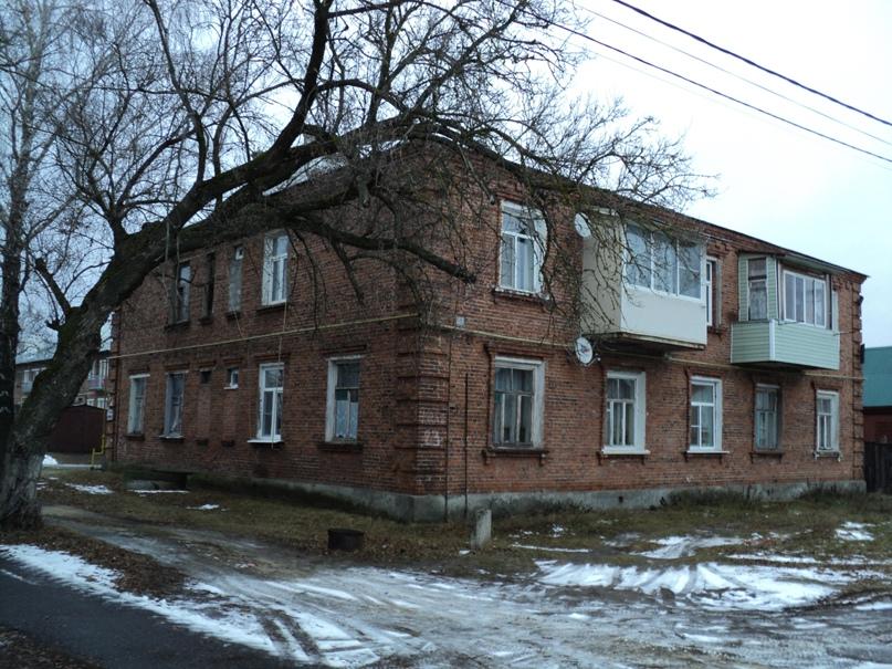 Типовая советская жилая архитектура 50-х годов в Белоомуте., изображение №29