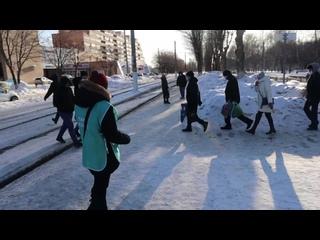 """""""НП"""" выходит на улицы города"""