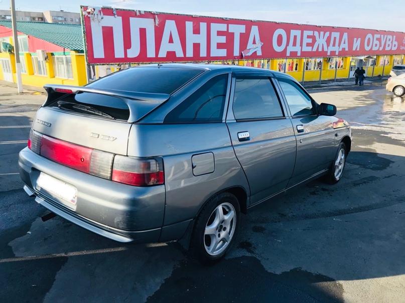 Купить Ваз 2112 2007 год в отличном | Объявления Орска и Новотроицка №16859