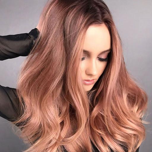 Стойкий цвет волос