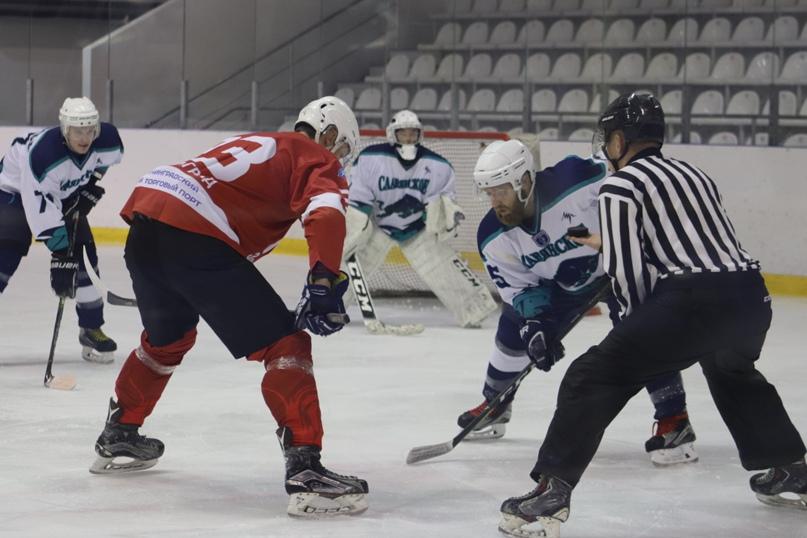 В Орле прошел первый этап Открытого первенства Студенческой хоккейной лиги сезон...