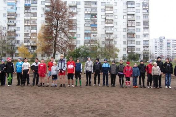 Ковровский футбол