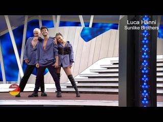 Luca Hänni  Sunlike Brothers - Durch die Nacht (ZDF-Fernsehgarten )