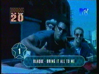 U.S Top 20 (MTV Russia, 2000) Blaque-Bring it all to me