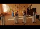 Танец бабушек от мальчишек на 8 марта