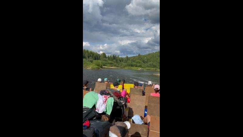 Видео от Сплавы по рекам Урала с Адмиралом Покрышкиным