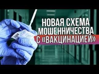 Новая схема мошенничества с фальшивыми сертификатами о вакцинации