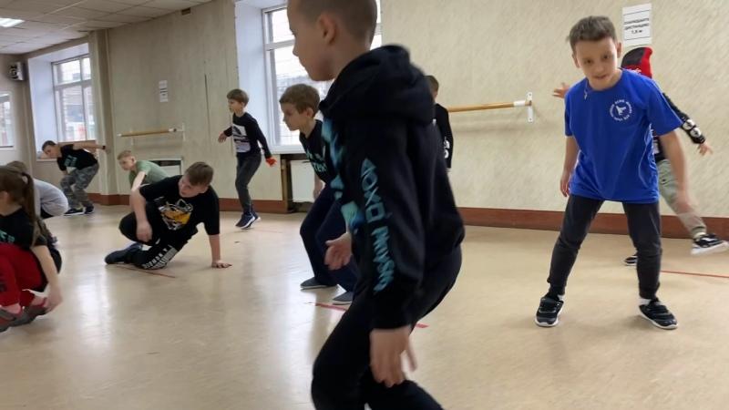 Брейк Данс Мастер Класс для детей bboy One Shot МАСТЕРА СИТУАЦИЙ 2021