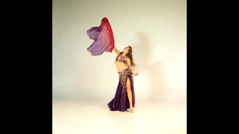 Танец с вейлом