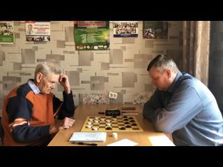 2 тур Чемпионат РО по шашкам