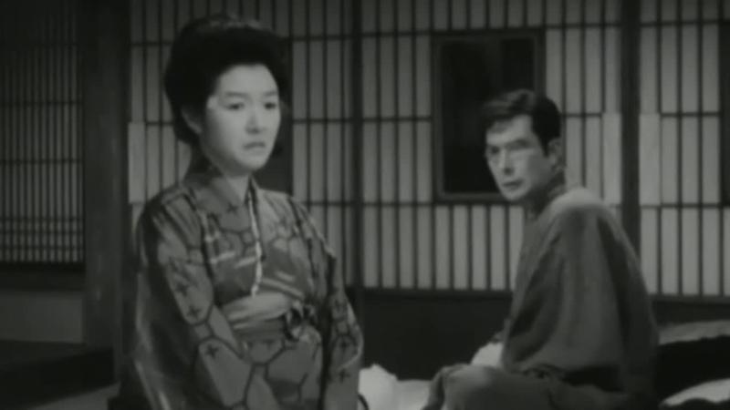 Микио Нарусэ НЕУГОМОННАЯ субтитры 1957