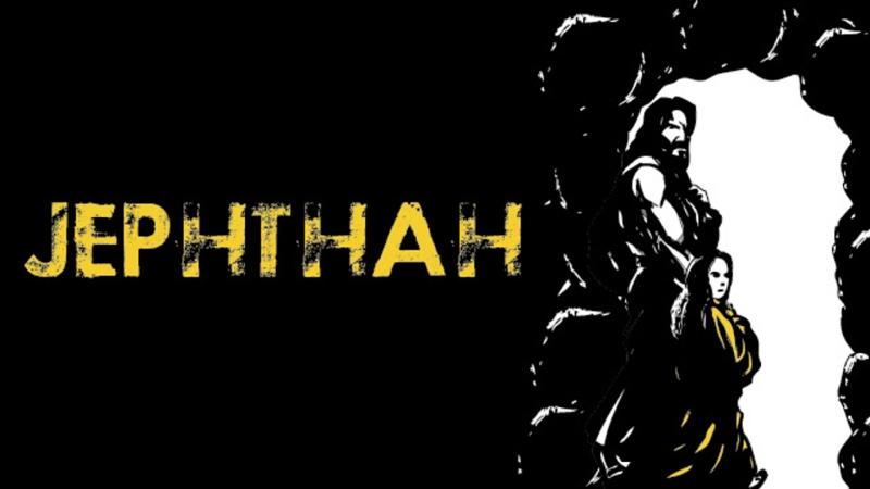 6113 Иеффай Jephthah 2009 х ф