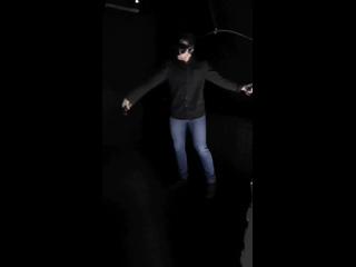 Немножко танцуем в VR ZOOM НИЖНИЙ НОВГОРОД
