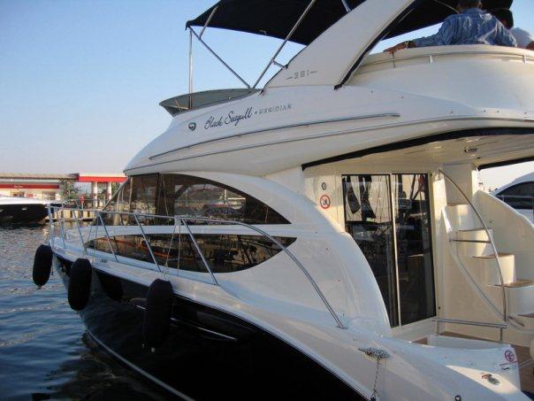 Турция, Тургутрейс, Bodrum Yacht Show 2008