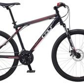 Прокат велосипеда GT Aggressor 1.0 Disc