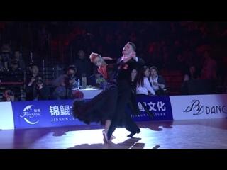 2016 GrandSlam STD Wuhan - Венский вальс - Финал
