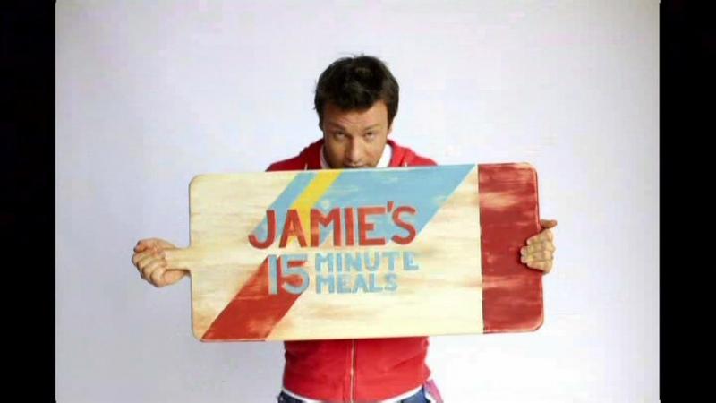 Джейми Оливер Обед за 15 минут Jamie's 15 Minute Meals S01E010