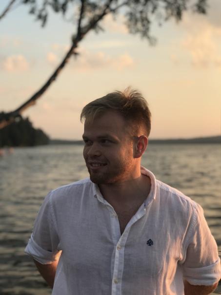 Роман Комягин, Санкт-Петербург, Россия