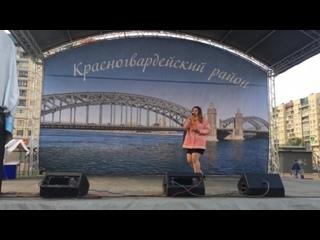 Яна Кунакбаева - Ты живи, моя Россия (рук.Цветкова О.И.)