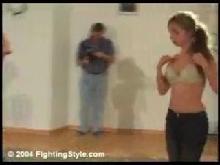 Fightingstyle 15 - Wendy vs Jeannette