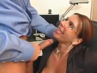 Sexy Susi - german secretary milf(European porn, европейское порно)