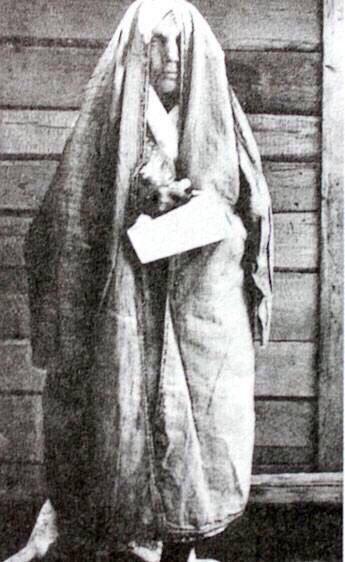 Казанская татарка