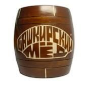 Мед «Бочонок деревянный» 1,5 кг.