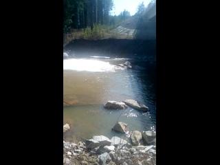Северный Урал. Река Тальтия