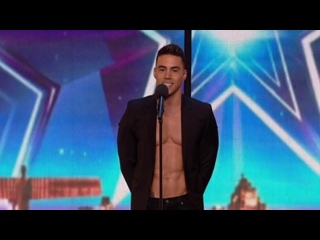 Saulo Sarmiento leaves the Judges feeling good | Auditions Week 6 | Britain's Got Talent