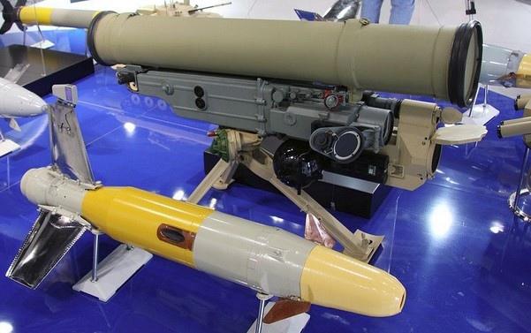 Противотанковый ракетный комплекс ПТРК «Метис-М», изображение №3
