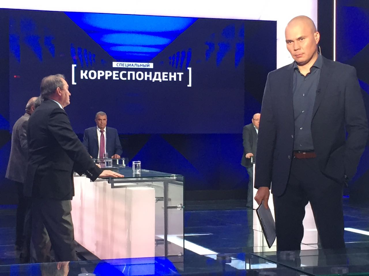 Андрей Медведев, Москва - фото №1