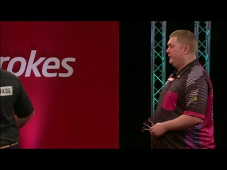 James Wade vs Ricky Evans (PDC Players Championship Finals 2019/ Round 2)
