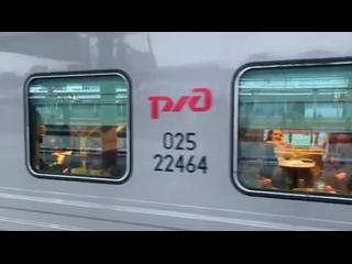 Специальный туристический поезд в Великий Устюг отправлением 05 января 2020.Счастливой дороги!