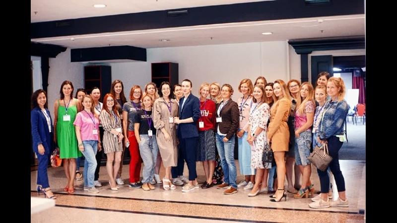 Открытая встреча женского бизнес клуба