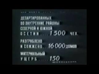 Геноцид Ингушского Народа.