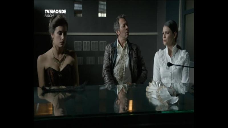Каин Исключение из правил 6 сезон 6 серия Франция Детектив 2017